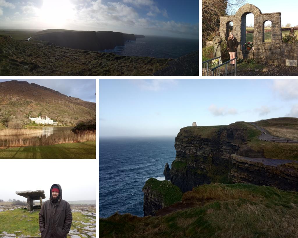 Nejkrásnější místa Irska